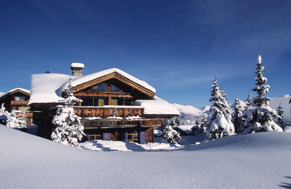 ski property for sale france