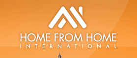 Sven Dutoit - Home from Home International Agency Logo