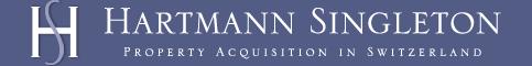 Hartmann Singleton Agency Logo