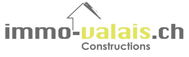 Immo Valais Agency Logo