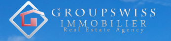 GroupSwiss Immobilier Agency Logo
