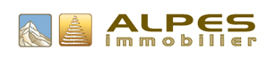 Alpes Immobilier Agency Logo