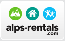 Alps Rentals Agency Logo