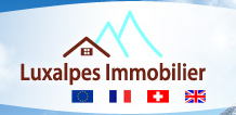 Luxalpes Immobilier Agency Logo