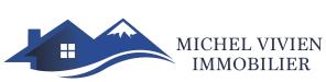 Michel Vivien Immobilier Agency Logo