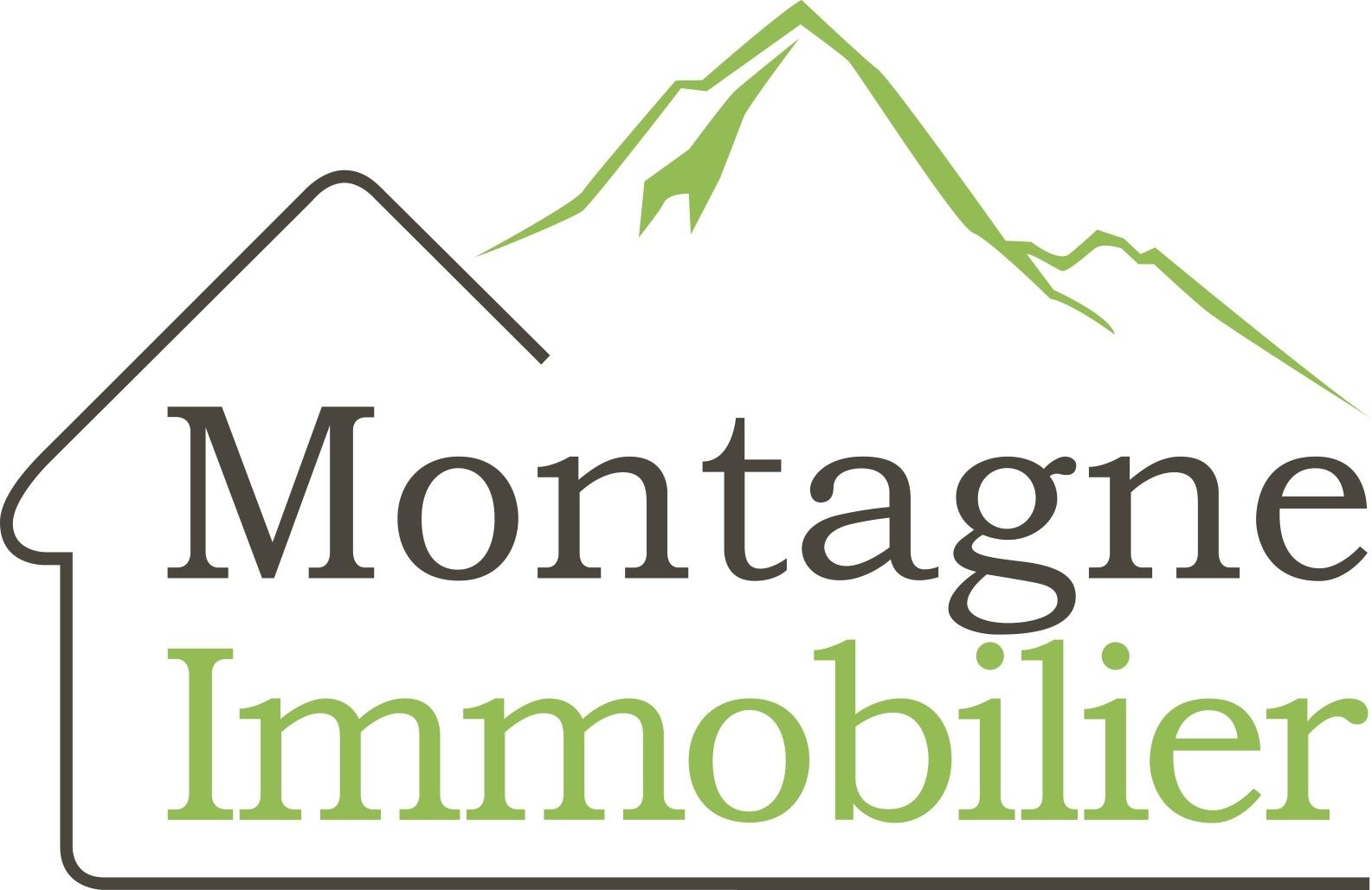 Montagne Immobilier Agency Logo
