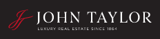 John Taylor Luxury Real Estate Agency Logo