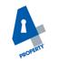4 Property Agency Logo