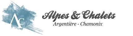 ALPES ET CHALETS Agency Logo