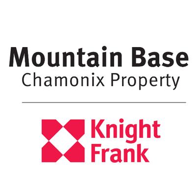 Mountain Base, Knight Frank Agency Logo