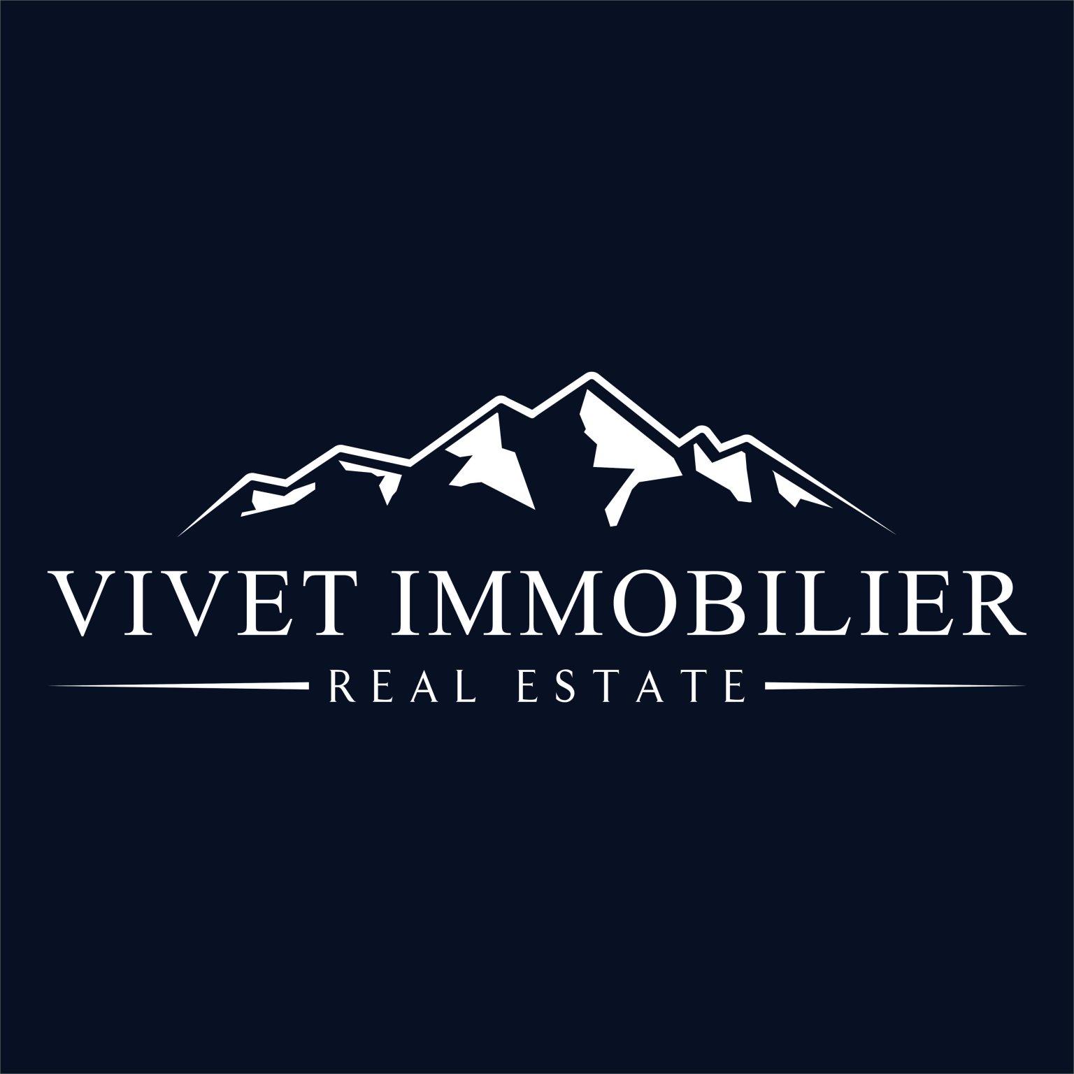 VIVET IMMOBILIER Agency Logo