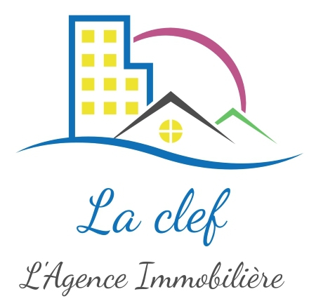 Agence Immobiliere La Clef Agency Logo