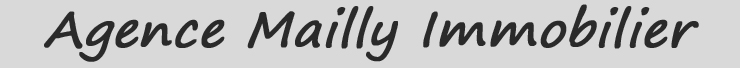 SARL MAILLY IMMOBILIER Agency Logo