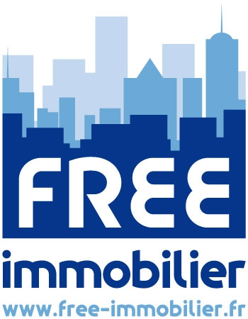 Free Immobilier Agency Logo