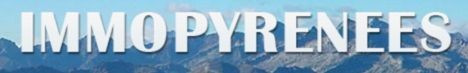 Immopyrénées Agency Logo