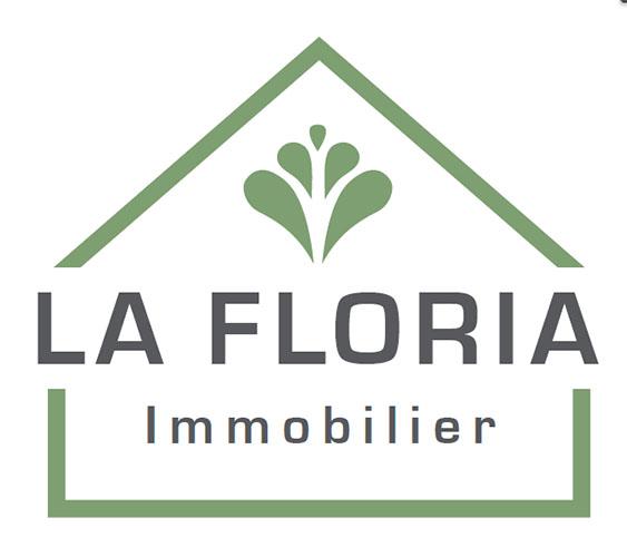 LA FLORIA Immobilier Agency Logo