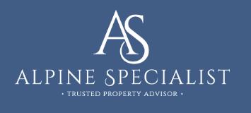 Alpine Specialist Agency Logo