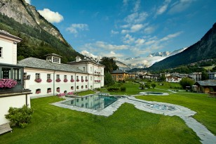 The Top 5 Thermal Spas in the Alps