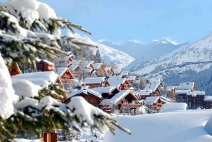 All I Want for Christmas Is... A Ski Home in Méribel