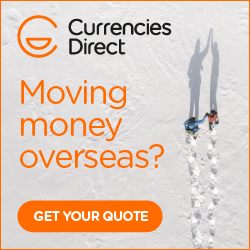 Currencies Direct Homepage