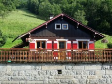 Vallée de Chamonix, Les Houches, Haute-Savoie