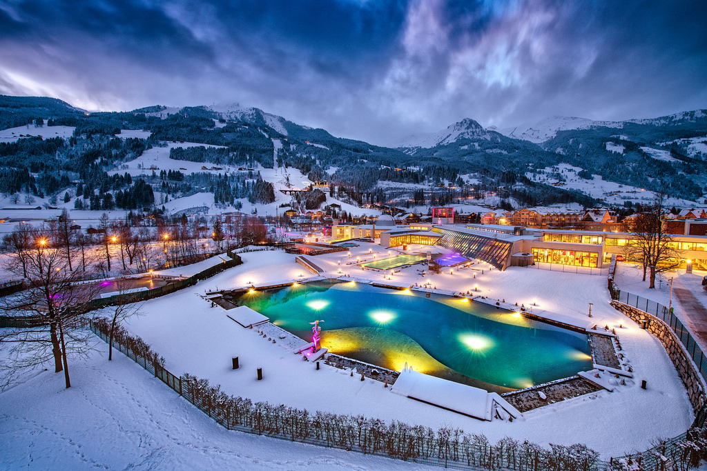 Alpentherm Gastein Thermal Spa Austria