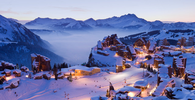 Avoriaz ski resort France property for sale