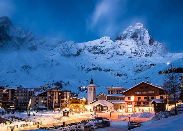 Property For Sale in Italian Ski Resort of Cervinia