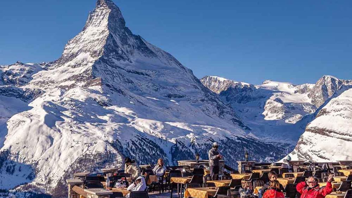 Cervinia ski resort italy property for sale