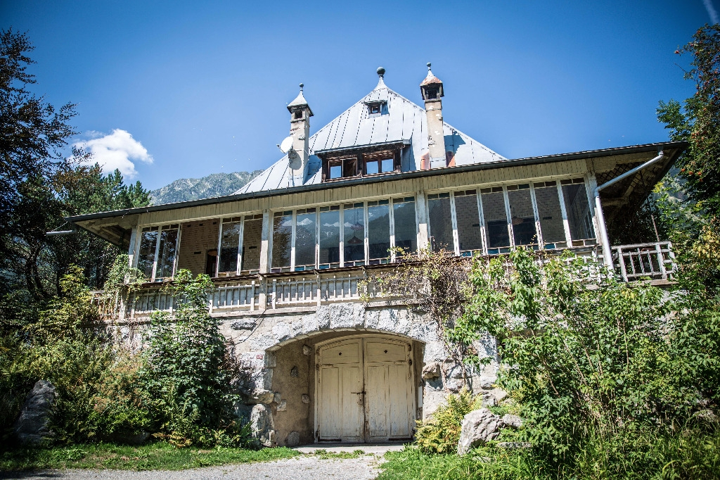 Chamonix's most Iconic Home is For Sale