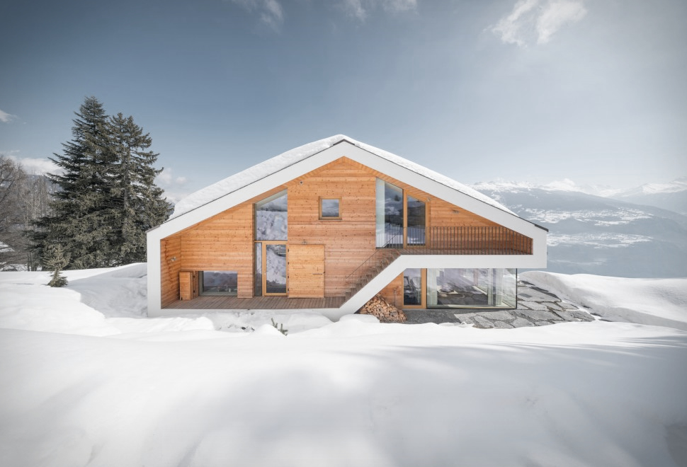 The Rise of the Contemporary Ski Home