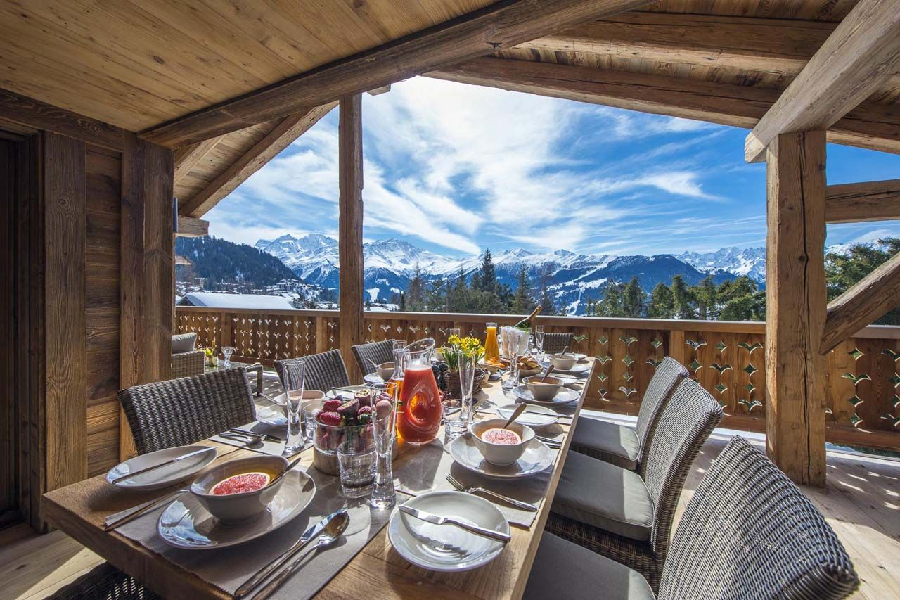 Ski property for sale switzerland