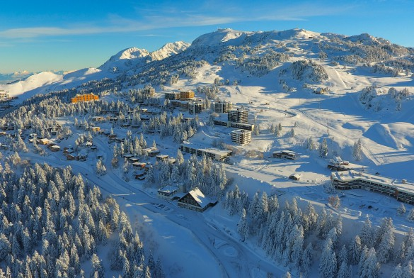 Chamrousse ski resort france property for sale
