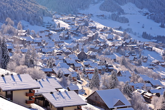 Chatel ski resort france property for sale