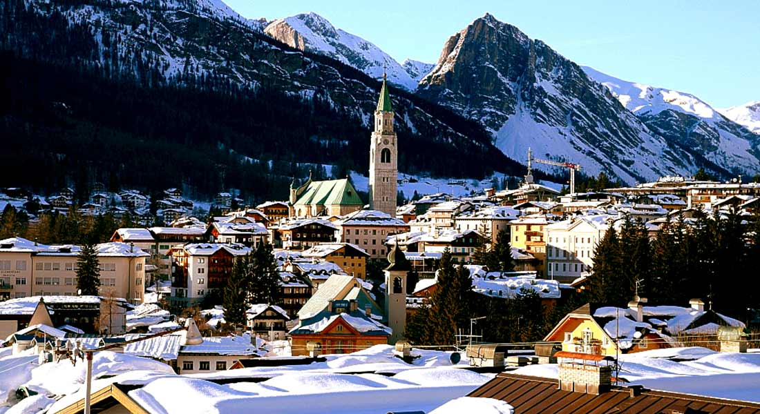 Cortina Ski Resort Italy Property for Sale Information