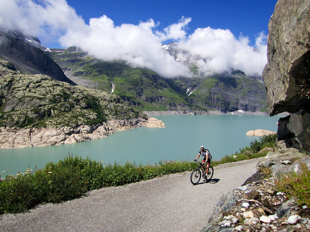 SKi Resorts for road biking in Europe