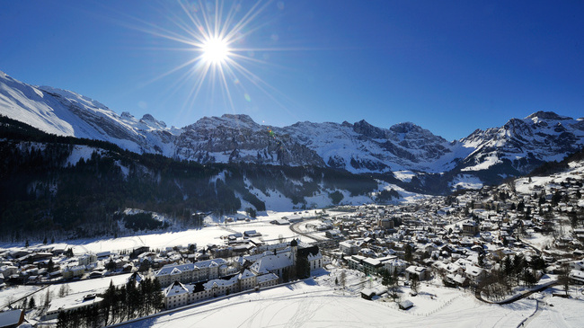 Engelberg ski resort Switzerland property for sale