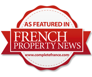 We're featured in French Property News