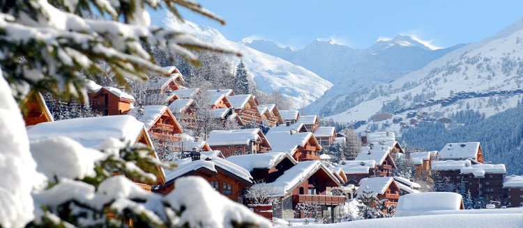 Ski Property for Sale in France French Alps