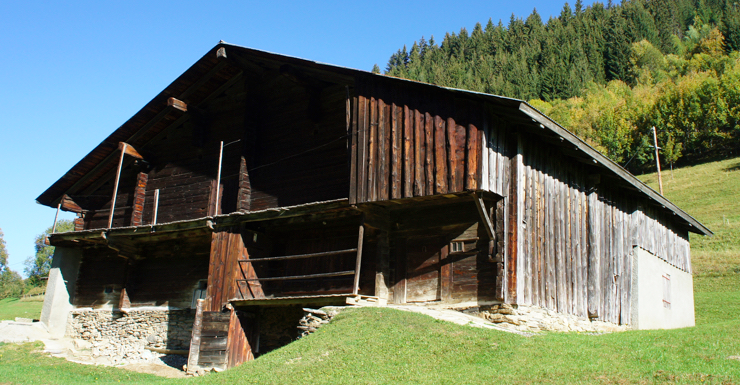 The Evolution of Architecture in the French Alps
