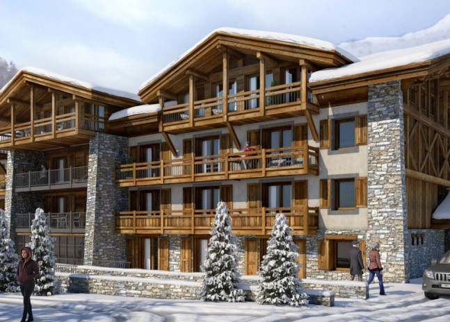 Grizzly Apartments For Sale Val d Isere nidski alpine property awards 2018