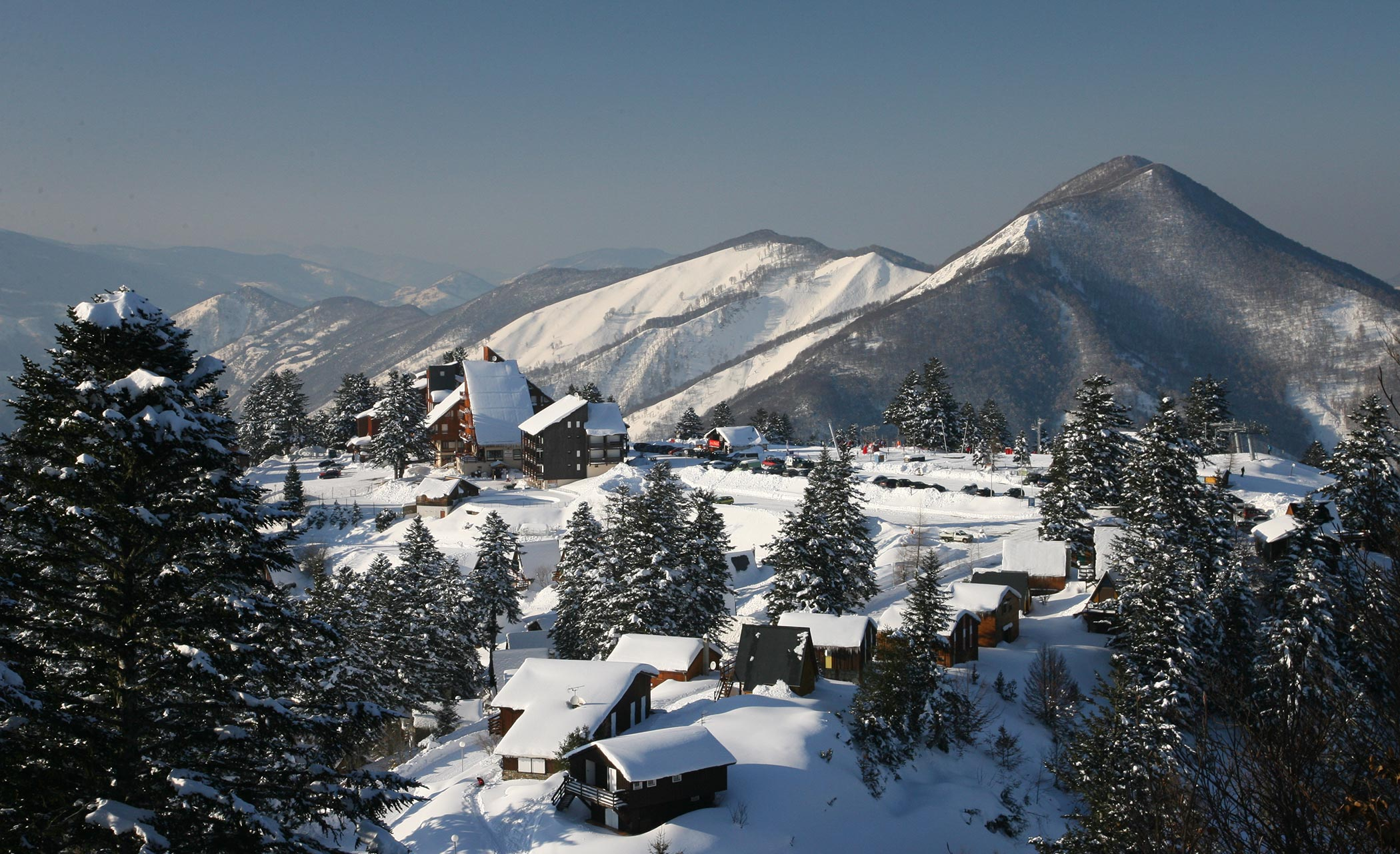 Guzet Ski Resort France Property for Sale