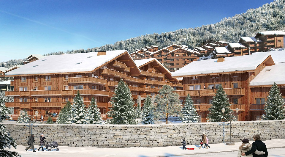 Hevana Meribel Pierre et Vacances for Sale Trois Vallees Ski Resort France