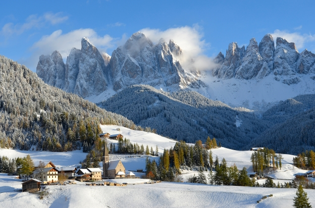 Italy Ski Property for Sale Italian Alps Dolomites