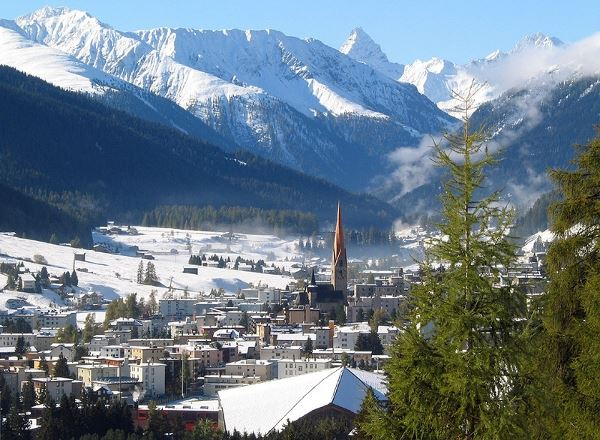 Klosters ski resort Switzerland property for sale