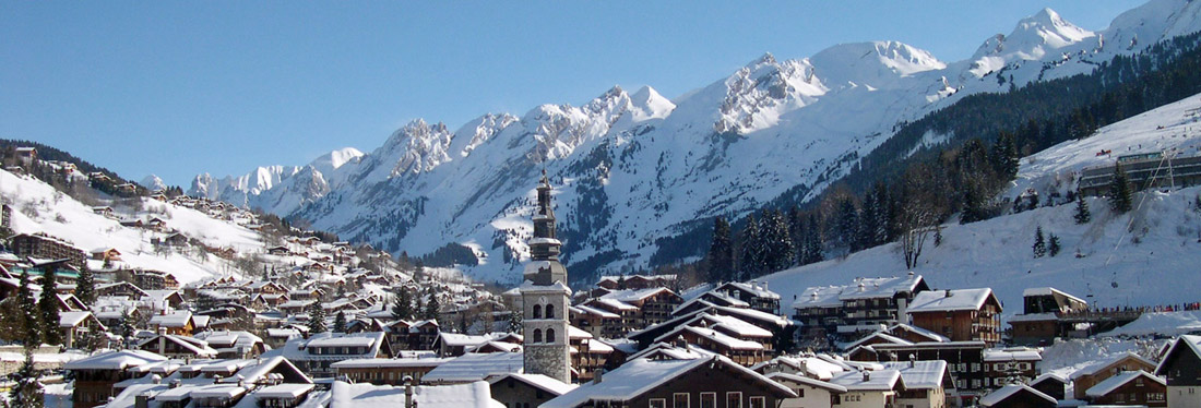 La Clusaz Ski Resort France Property for sale