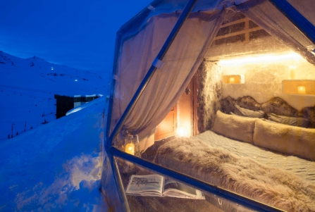 Le Pashmina Hotel Igloo Val Thorens Ski Resort France