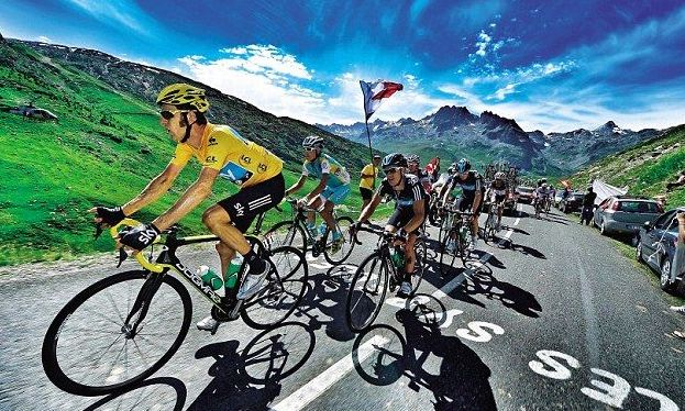 The Mountain Stages and Climbs of the Tour de France 2018