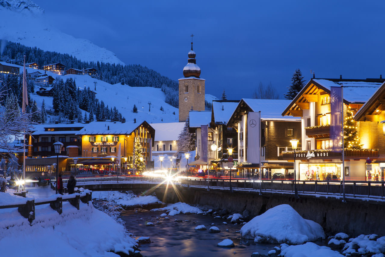 Austria's Ski Property Market is Soaring