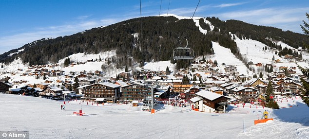 Les Gets Ski Resort France Property